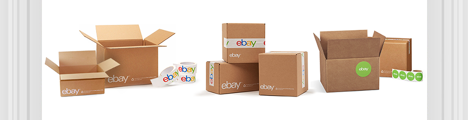 Buy eBay packages