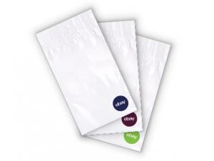 מעטפה מניילון/פלסטיק עבור משלוחי ebay דיוור ישיר ומשלוחי דואר.
