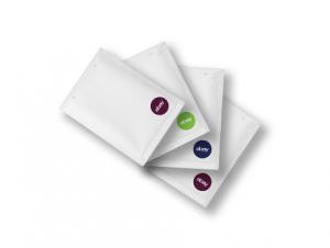 מעטפות למשלוחי ebay מרופדות בניילון בועות/פצפץ, מיועדות לשילוח מוצרים קטנים ושבירים.